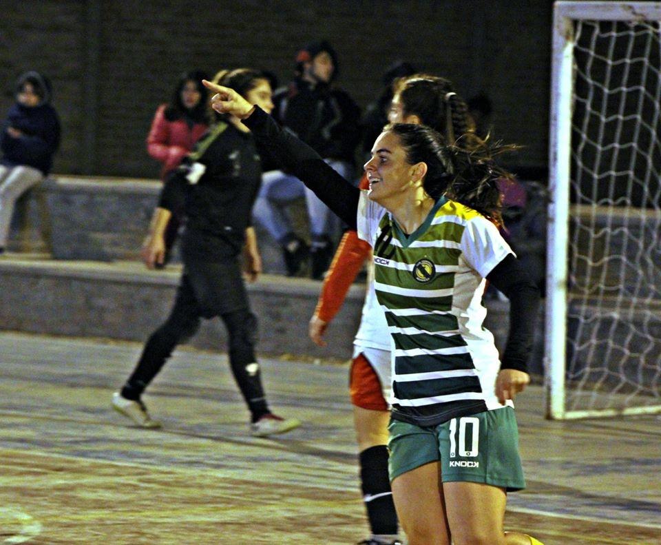 Futsal: el femenino retomó la acción - MendoVoz
