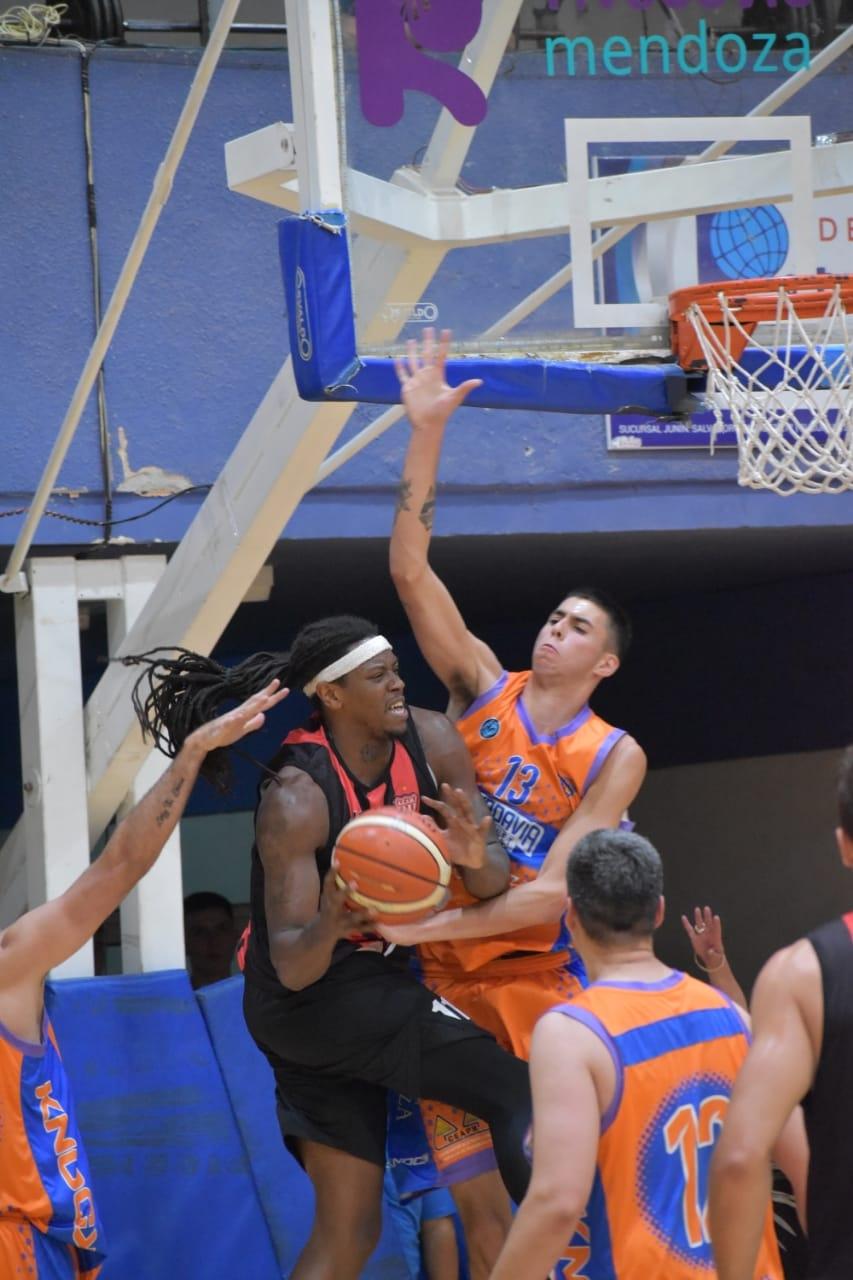 Rivadavia y Atenas forzaron el tercer juego - Mendovoz