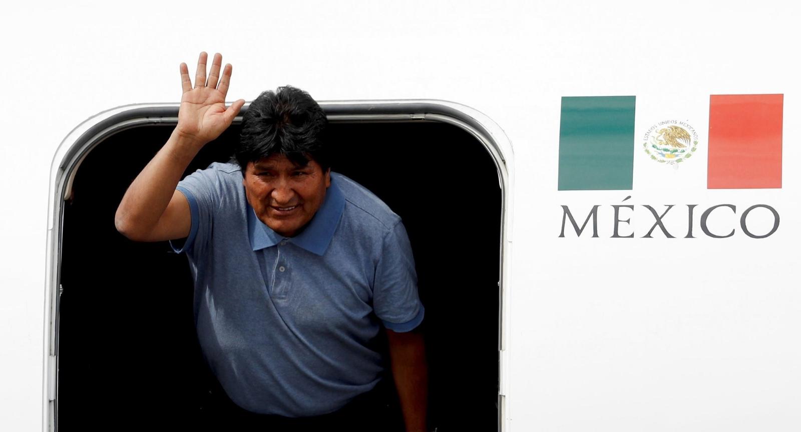 Actualidad: México anunció que concederá asilo político a Evo Morales