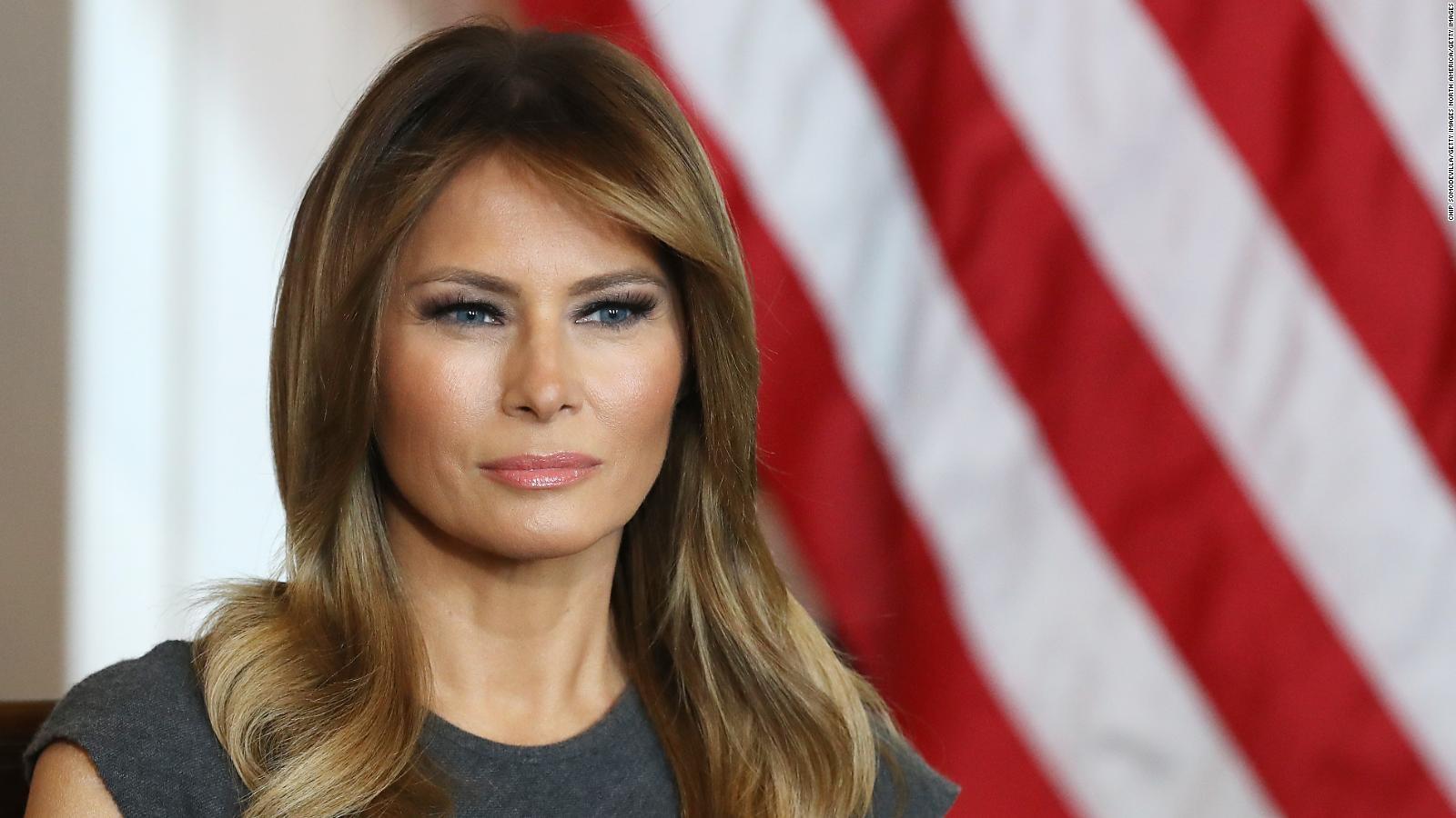 La Biografía No Autorizada De Melania Trump Mendovoz