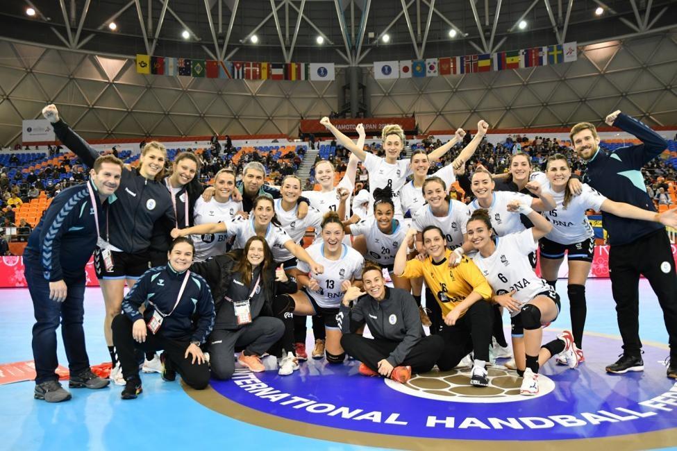 La Garra ganó y logrará su mejor ubicación histórica en un Mundial