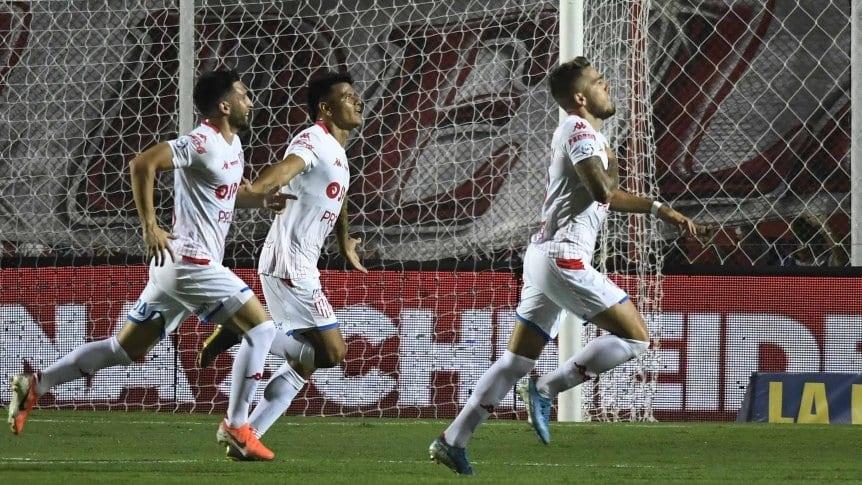 Argentinos jugó para River: derrota ante Unión y punta en riesgo