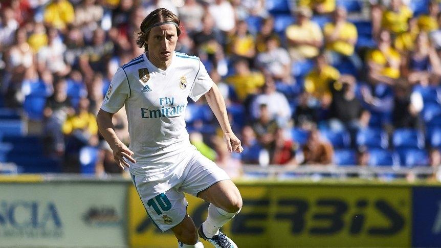 La MLS tienta a Modric: Beckham le quiere como jugador franquicia
