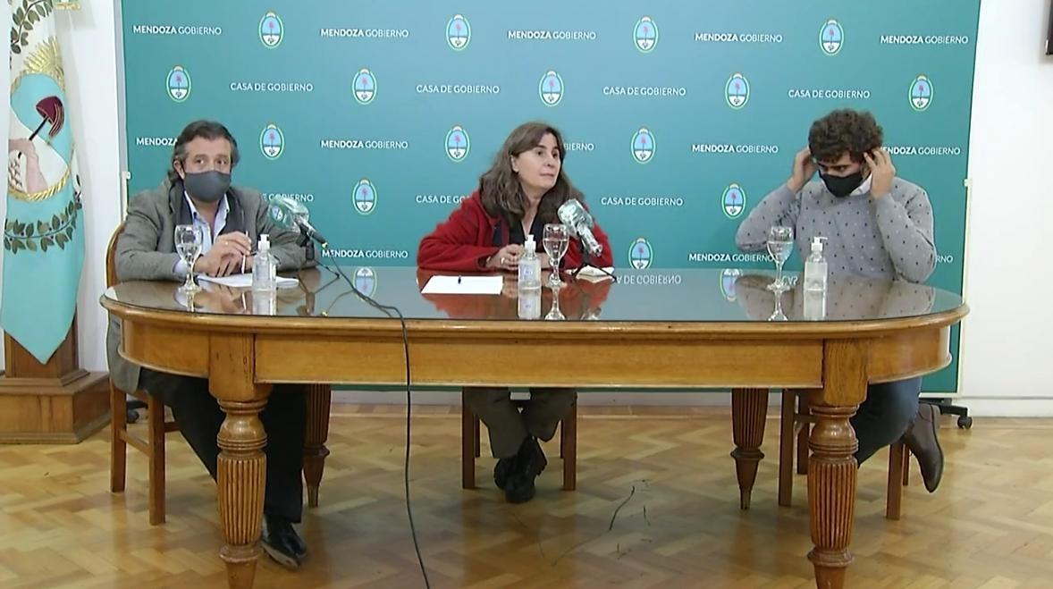 Cuarentena: autos particulares y transporte público llegarán hasta Uspallata