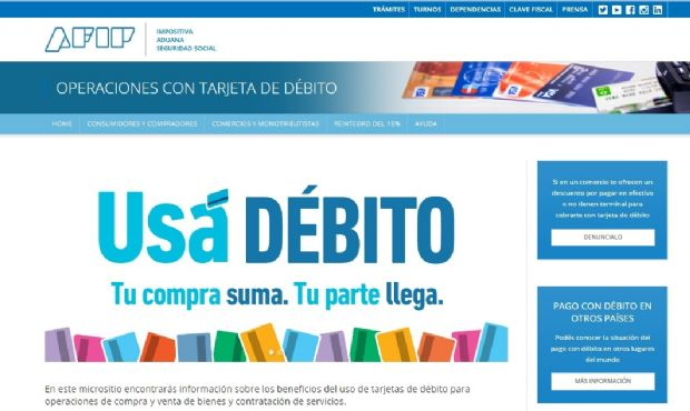 b97a75f6262 Cómo denunciar irregularidades en el pago con tarjeta de débito ...