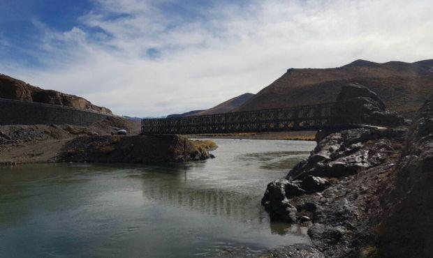 Portezuelo del Viento: finalizó la construcción del puente Baileys