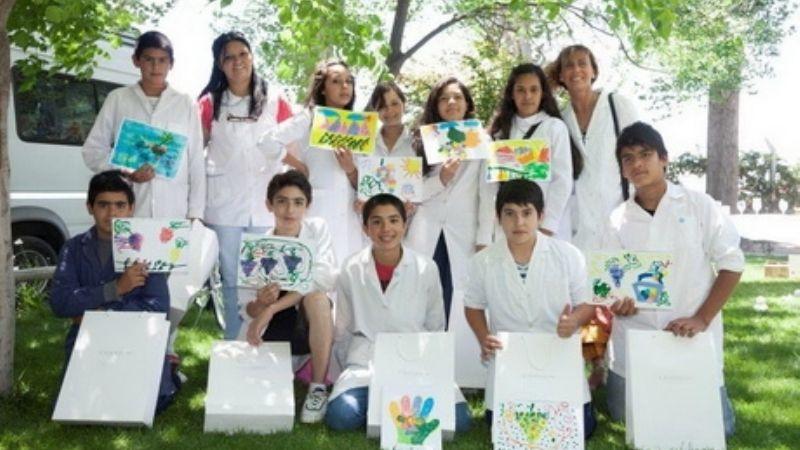Escuelas de Luján participan de un proyecto medioambiental
