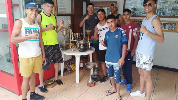 Los boxeadores mendocinos pasaron el pesaje | MendoVoz