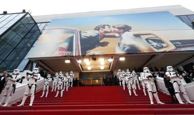 """Stars Wars"" invade Cannes"