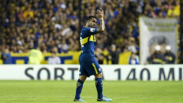 """Tevez: """"Me gustaría ser presidente de Boca"""""""