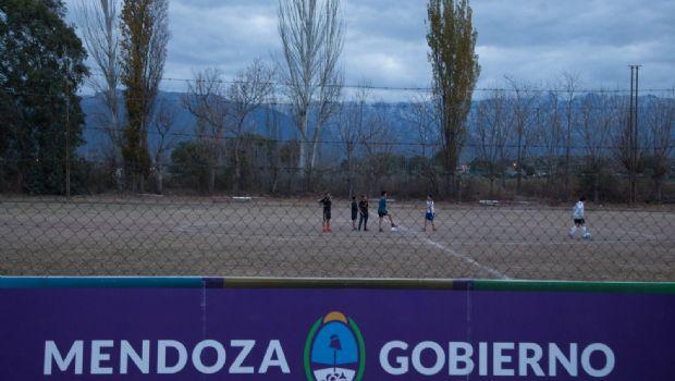 El club Laverriere de Las Heras recibió un subsidio