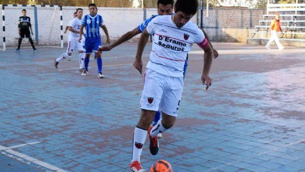 Futsal: el frío obligó a suspender las fechas