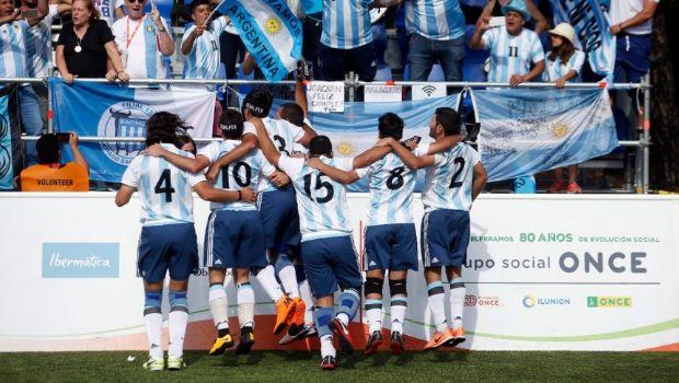 Los Murciélagos de Accardi están en la final del Mundial