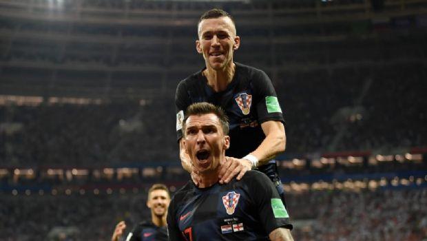 Croacia eliminó a Inglaterra y tendrá su cita con la historia