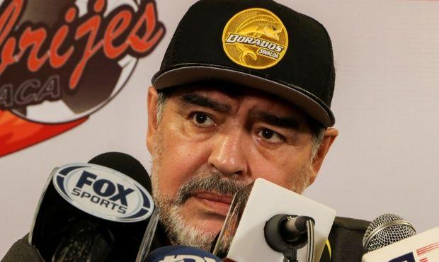 El Dorados de Maradona perdió en su segunda presentación