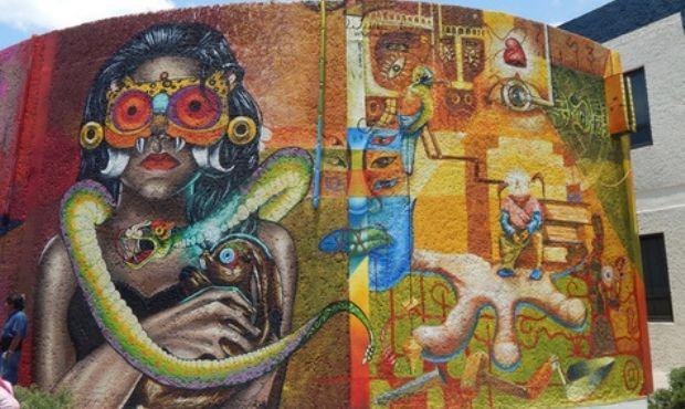 Muralismo De Mexico