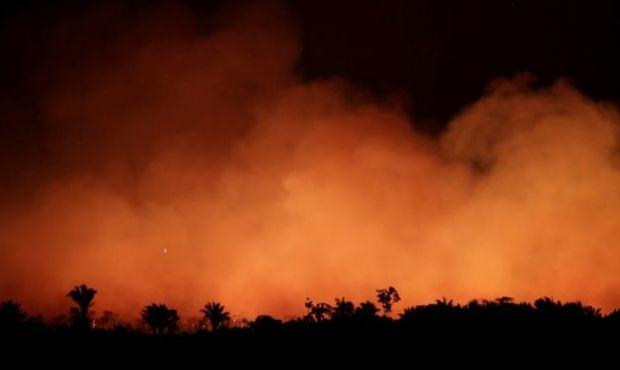 Preocupación mundial por los incendios en el Amazonas