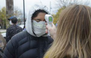 Argentina tiene 14.308 nuevos pacientes con coronavirus