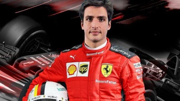 El español Carlos Sainz Jr. es el nuevo piloto de Ferrari | MendoVoz