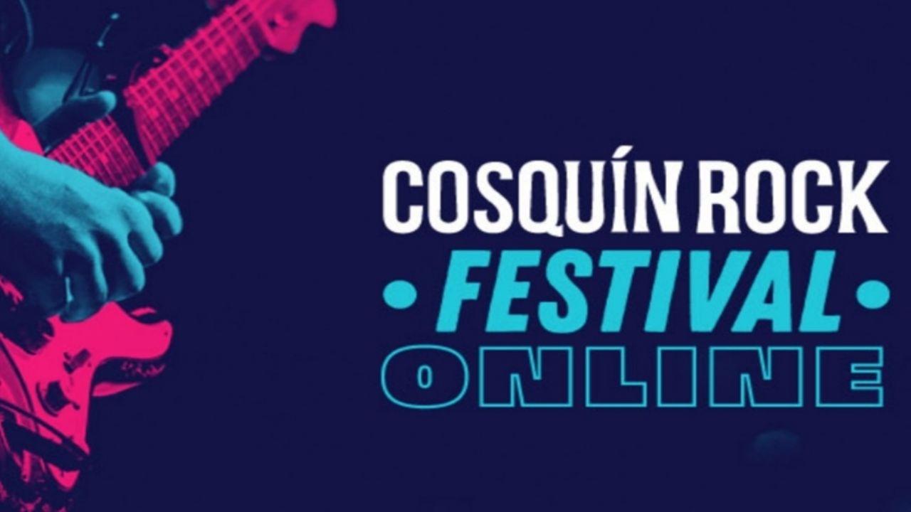 Hoy y mañana, el primer Cosquín Rock virtual e interactivo - MendoVoz
